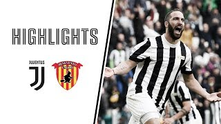 HIGHLIGHTS: Juventus vs Benevento 2-1 - Serie A - 05.11.2017