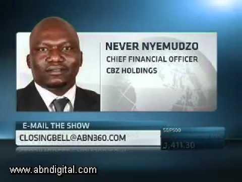 CBZ Annual Results with CFO Never Nyemudzo