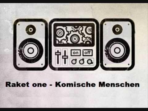 Raket one - Komische Menschen(Florian Rakette)