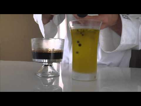 Жемчужины из бальзамического уксуса - YouTube