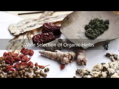 Organic Chinese Herbal Pharmacy Markham Toronto