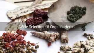 Organic Chinese Herbal Pharmacy Markham Toronto