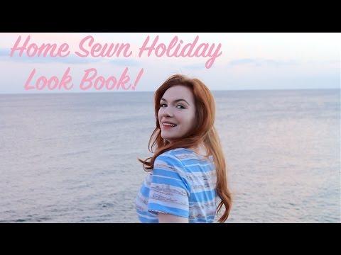 Sewn Holiday Look Book!