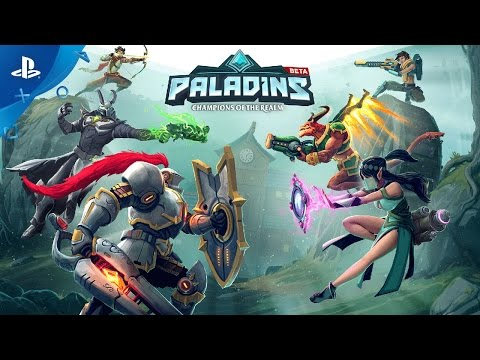 Paladins - Cinematic Trailer | PS4