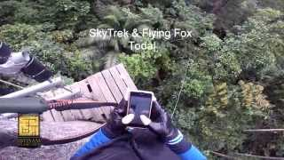 Skytrex Big Thrill Shah Alam 2014