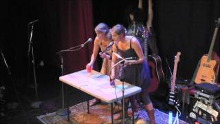 Download The Cup Game Finale - The Shook Twins (INCREDIBLE!) MP3 song and Music Video