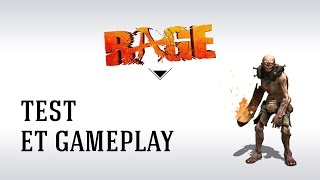 [FR] RAGE Test & Gameplay