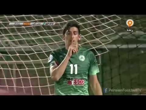 Zob Ahan 2-1 Bunyodkor   HIGHLIGHTS - ACL 2017   خلاصه بازی: ذوب آهن ۲-۱ بنیادکار ازبکستان