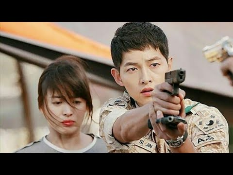 Bandook meri laila🔫|Korean mix||descendants of the sun||Requested||