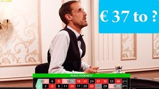 from 37 EURO to ??? ONLINE CASINO ROULETTE #36