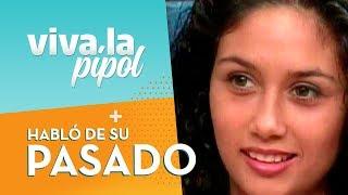 Pamela Díaz fue sometida a su pasado en Expediente TV - Viva La Pipol