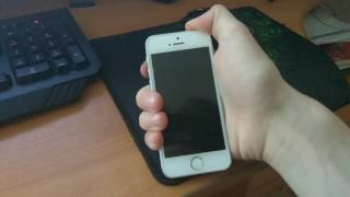 видео Iphone 4S сам включается / self starting