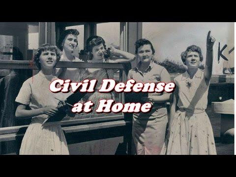 History Brief: Civil Defense at Home (1950s Cold War)