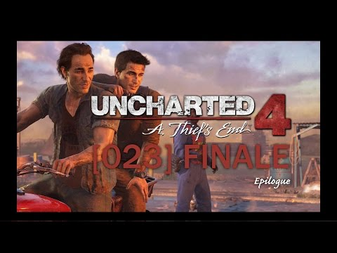 [023] FINALE | Brothers in Libertalia | Uncharted 4: A Thief's End (PS4)