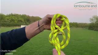How to: Basic Climbing Knots
