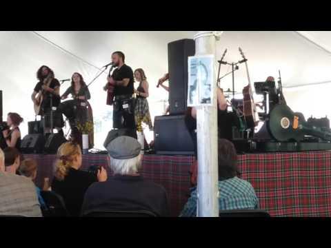 SYR (Celtic Folk-Rock band) Scottish Festival/Loch Norman Highland Games 2017