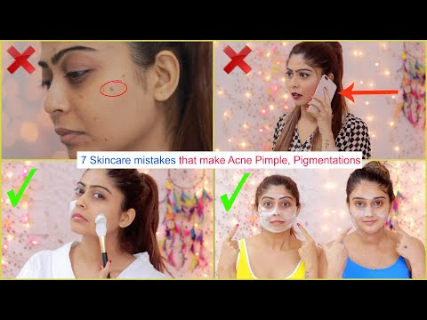7-skincare-mistakes-that-can-make-acne-&-large-pores-worse!