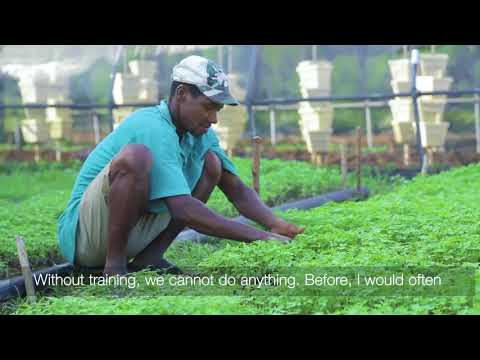 """Supporting social enterprise development in Haiti 