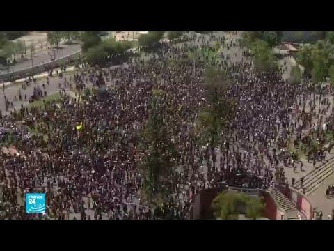 تواصل الاحتجاجات وأعمال العنف في تشيلي  - نشر قبل 2 ساعة