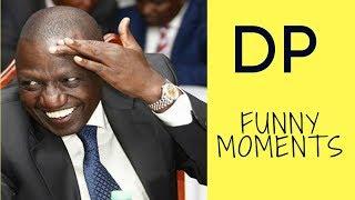 William Ruto Funny Moments!! Thug Life !!.