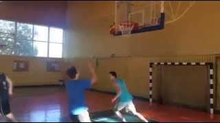 KTU Sporto centras | Laisvalaikio krepšinio treniruotės [2]