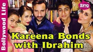Kareena Kapoor Khan Shares a Special Bond with Ibrahim | Bollywood Life