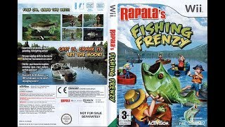 Rapala Fishing Frenzy (Wii)