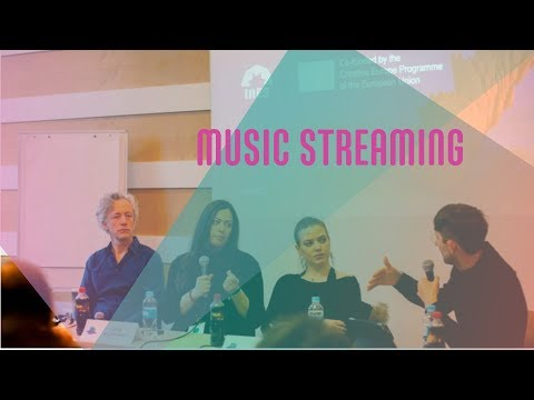 The Bright Future of Music Streaming // INES#conference at MENT Ljubljana 2018