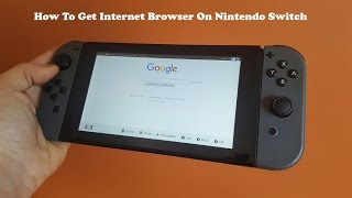 How To Access Internet Browser On Nintendo Switch Hack - Fliptroniks.com