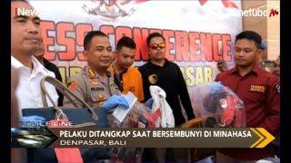 Sakit Hati Dihina, PSK Bunuh SPG di Kamar Hotel Bali - Police Line 13/08