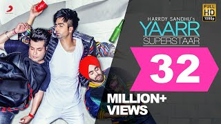 YAAR SUPERSTAR - Hardy Sandhu Chords and Lyrics