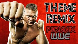 Brock Lesnar WWE Theme Song Cover/Remix/Remake Custom