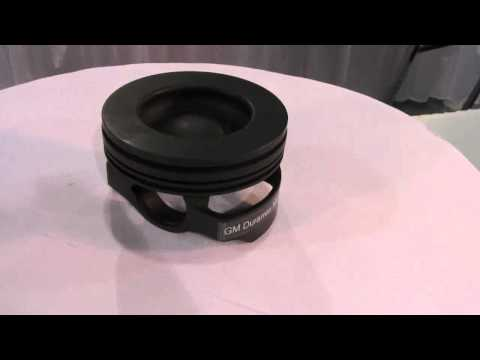 Chromoly Monotherm® Piston From MAHLE Motorsports ID13129