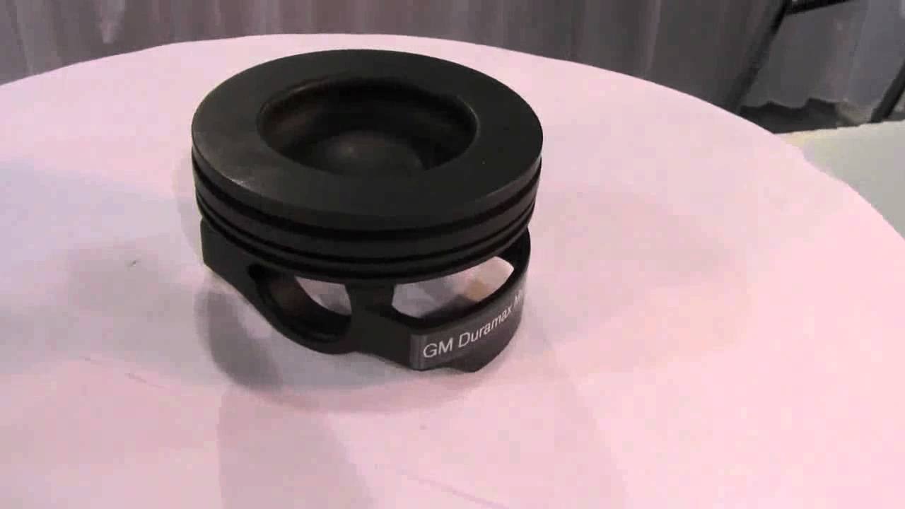 Chromoly Monotherm 174 Piston From Mahle Motorsports Id13129