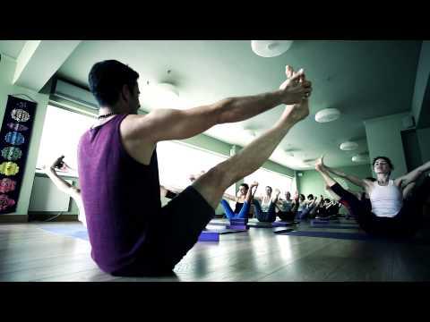 Bhavana Yoga center, Athens