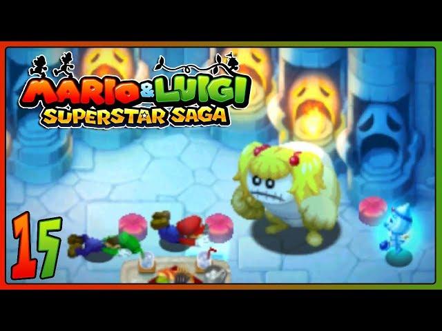 Download Mario Luigi Superstar Saga 3ds Part 15 Jokes End