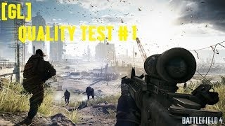 Battlefield 4 Online General Melon Quality test #1