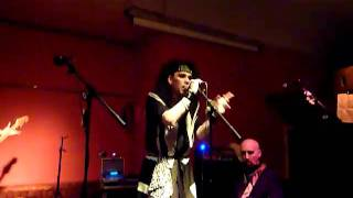 Devilish Presley with Ed Banshee - Black Glitter (Live 10/03/11 @ Boston Arms)