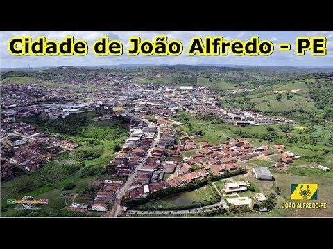 Cidade de João Alfredo PE  - Parte 1