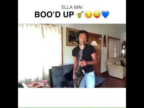 Bthompsonmusic Sax Vibes Bood Up Challenge
