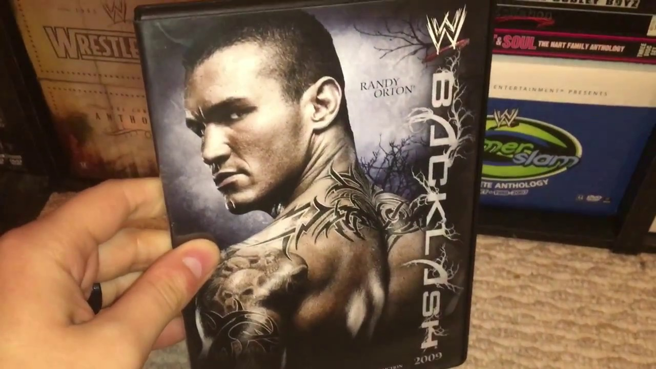 Wwe Backlash 2009 Dvd Review