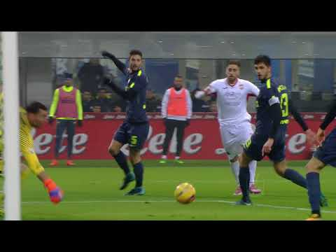 Inter - Pordenone 0 - 0 (5 - 4 d.c.r.) - Highlights - Serie A TIM 2017/18