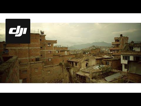 DJI Stories - Crisis Mapping in Nepal