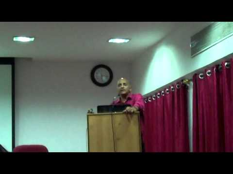 Prof M G Vedavyas talk on Common Sense of Science at Bangalore Science Forum d31st Dec 2014