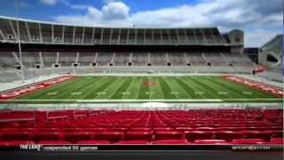 Ohio State Buckeyes Training Days