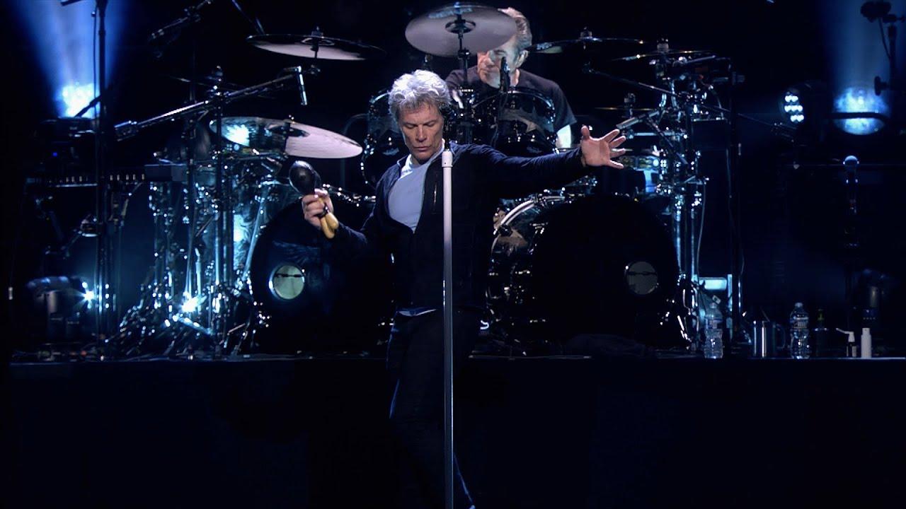 Bon Jovi: Keep The Faith - 2018 This House Is Not For Sale Tour