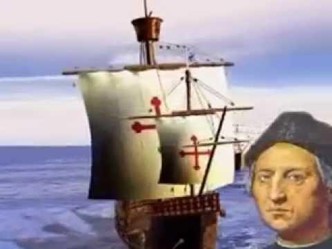 Los viajes de col n youtube for Cuarto viaje de cristobal colon