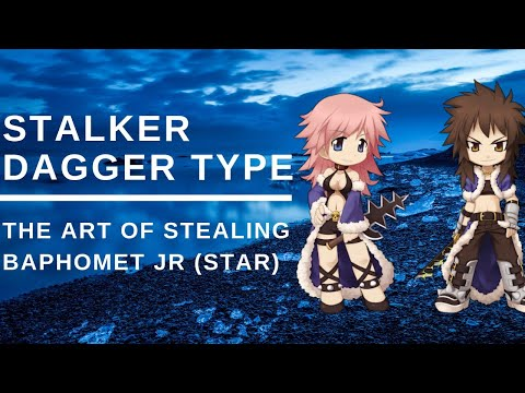 Stalker Dagger Type Build, Ragnarok Mobile Eternal Love