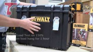 Dewalt Toughsystem Tool Box - Power Tool Spy Exclusive!