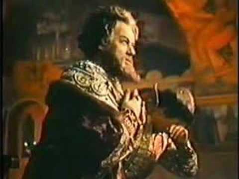 Boris Godunov (Opera) - The Death of Boris Godunov